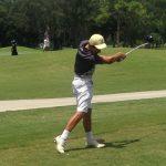 Boys Golf Edges TFA