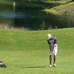 Hornets Boys Varsity Golf beats Foundation