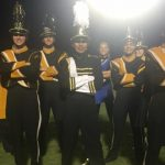 Black & gold Brigade Shine at Merritt Island