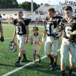 Freshman Football Beats Jones-Honors Carson