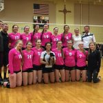 Girls Volleyball-Regional Champions