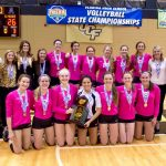 Girls Volleyball Wins State Championship!!