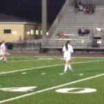 Girls Soccer Advances to regional Semifinal