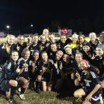 Girls Soccer Region Champs – Advance to Final 4