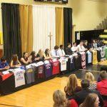 Bishop Moore Signs 17 Athletes
