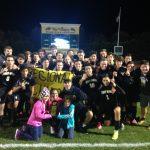 Boys Soccer Wins Region Championship