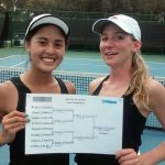 Tennis in Districts – Doubles line 2 Chanmpions