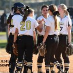 Lady Hornet Softball Finishes Regular Season with a Win !!
