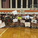 Girls VB Opens With a Bang