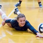 A 'Classic' Win for Girls Volleyball