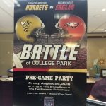 Hornet Football Open Season with Battle of College Park