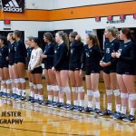 Girls' Volleyball Sweeps Poinciana