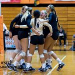 Girls Volleyball Moves on to the Region Final