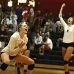 Girls' Volleyball Takes Down Lake Highland