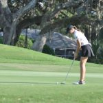 Girls' Golf Comes Up Short in a Strong Showing