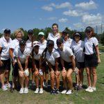 Girls' Golf Wins Home Opener