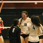 Hornet Volleyball Takes Down The Rams