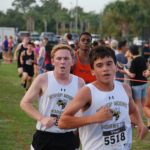 Boys' Cross Country Finishes 3rd at Mt. Dora Meet