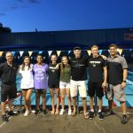 Hornet Swimmers Finish Strong at the Lake Brantley Meet