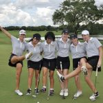 Girls' Golf Comes Away With a Win and a Loss