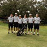 Boys' JV Golf Picks Up Two Wins