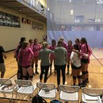 Girls' Volleyball Comes Back Big to Remain in the Gold in Arizona Tournament