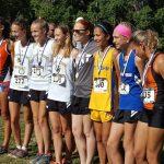 Girls' Cross Country Win the Mt. Dora Meet