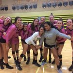 Girls' Volleyball Picks up 2 Wins Against Bishop Kenny and DP
