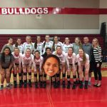 Girls Volleyball – District Champions
