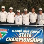 Boys' Golf Finishes 3rd at the State Championship