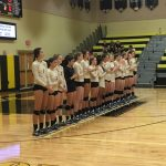 Girls' Volleyball Wins the State Semifinal
