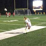 Girls' Varsity Soccer Clips the Eagles