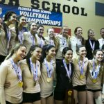 Girls' Volleyball – State Champions!