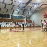 Boys Basketball Collides with East River