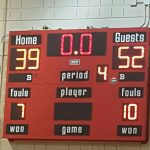 Girls' Basketball Gets Big District Win at Poinciana
