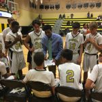 JV and Freshman Split Boys Basketball Home Openers