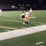 Girls' Soccer Suffers Tough Road Loss