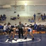 Wrestling Team Finishes 2nd in Tampa