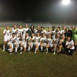 Girls' Soccer – District Champions!
