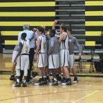 Freshmen Boys' Basketball Picks up a Home Win