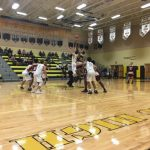 Boys Basketball Launches Past Astronaut