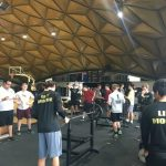 Weightlifting Wins the First Meet of the Season