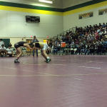 BMC Wrestlers Take Down the Chargers