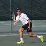 Boys' and Girls' Tennis Both get Wins over East Ridge
