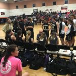 Girls' Basketball Season Ends in the Region Semifinal