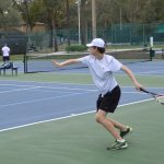 Boys and Girls Tennis Teams Defeat University High School