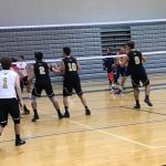 Boys' Volleyball Earns a Split in the Pre-Season Classic