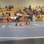 Four BMC Wrestlers Qualify for State