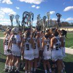 Girls' Lacrosse Drops a Match to Mill Creek, GA