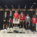 Wrestlers Finish 14th at State Tournament